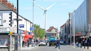 Blyth, Northumberland