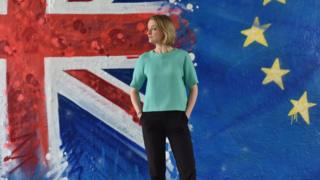 The BBC's political editor, Laura Kuenssberg