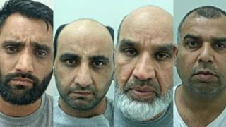 Sadaqat Ali, Rafaqat Ali, Fazal Ilahi and Syed Akbar