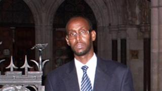 Ahmed Mohamud