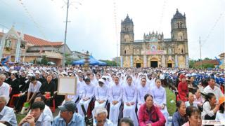 Nhà thờ, Bùi Chu, giáo phận