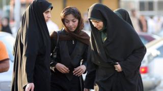 İran qadınları