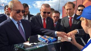 پوتین، اردوغان و دیپلماسی بستنی