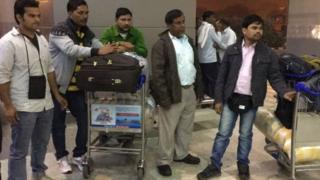 ہندوستان کے ملازمین