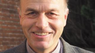 The Rev Canon Andrew Studdert-Kennedy
