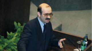 Михаил Задорнов, 1998