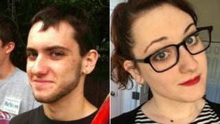 Gwen antes y después de la transición.