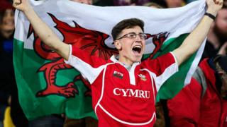 68% of those surveyed said growing up in Wales makes you Welsh