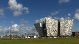 environment Titanic Belfast