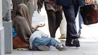 El 54,4% de la población es pobre y uno de cada cinco mexicanos padece hambre.