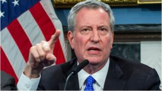 Thị trưởng thành phố Bill de Blasio cho biết, sự bùng phát virus corona ở New York sẽ trở nên trầm trọng hơn.