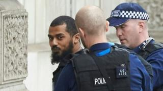 Арест у парламента