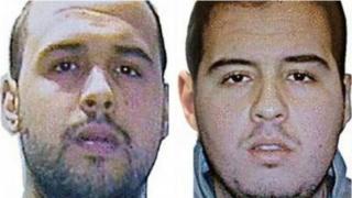 22 Mart 2016'da Brüksel Havalimanı'na saldırı düzenleyen Bakraoui kardeşler