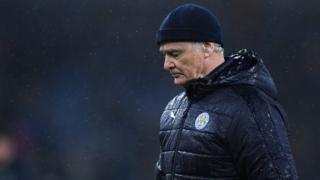 Claudio Ranieri, le coach italien des Renards de Leicester City, soutenu par ses dirigeants malgré ses faibles performances