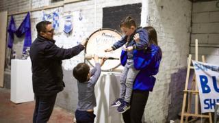 Bury FC exhibition