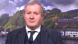 Ian Blackford: PM is a democracy denier over indyref2