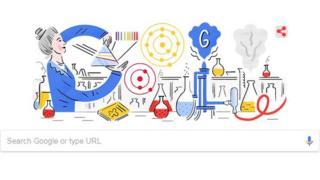 El doodle de Google que celebra a Hedwig Kohn, 5 de abril de 2019