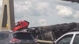 Accident M1