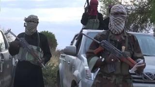 Boko Haram insurgent (file picture)