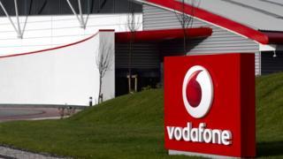 Vodafone in Stoke