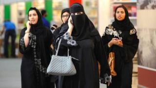 Sakin mata na karuwa a Saudiya
