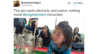 This girl wants electricity and justice, nothing more! #enlightenment movement