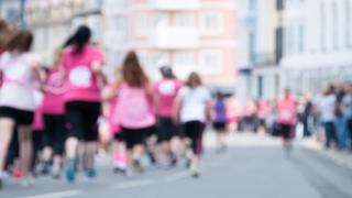 Charity fund-raisers in Aberystwyth