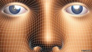 Computerised face