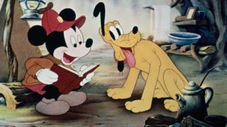 Mickey Mouse cartoon released on 21st July 1939.