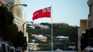 Столица Бермудских островов