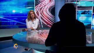 Бывший контрразведчик выступил в программе Виктории Дарбишир в телеэфире Би-би-си