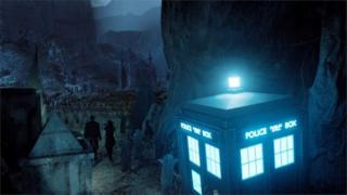 The Doctor's Tardis
