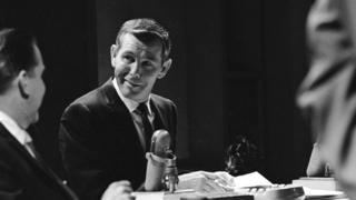 Американский телеведущий Джонни Карсон