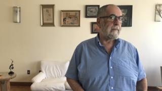 Sociólogo Carlos Alberto Dória, autor de 'A culinária caipira da Paulistânia'