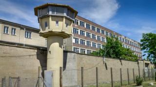 Ancien siège de la Stasi à Berlin, fichier photo