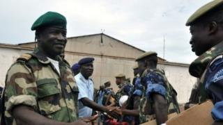 militaires Burkina