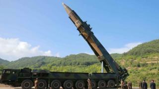prueba misil.