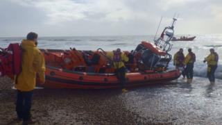 RNLI Hayling Island Lifeboat
