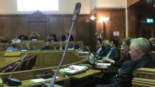 Luton Borough Council vote