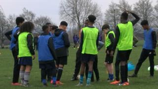 Chapeltown Juniors Football Club