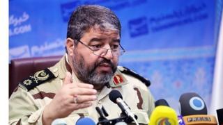 غلامرضا جلالی، فرمانده پدافند غیرعامل ایران