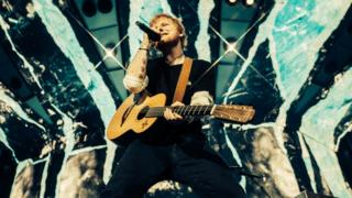 Pictures: Ed Sheeran plays first Ipswich homecoming gig