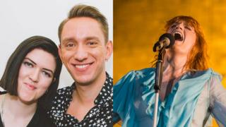 The xx and Florence