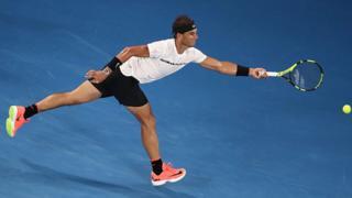 L'Espagnol, 9e mondial, n'était plus allé aussi loin dans un tournoi majeur depuis l'édition 2015 de Roland-Garros.