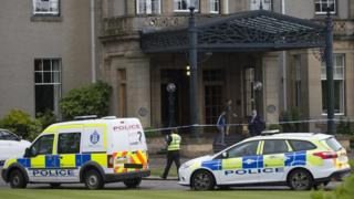 Gleneagles Hotel robbery