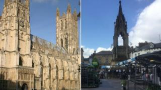 Canterbury and Mansfield composite