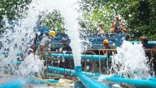 تھائی لینڈ امدادی کارروائیاں