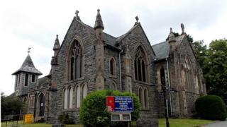 Church of the Holy Trinity, Llandrindod Wells