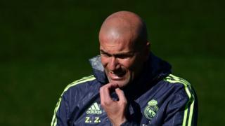 Umumenyereza wa Real Madrid, Zinedine Zidane