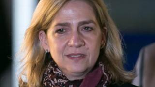 Cristina de Borbon, January 2016